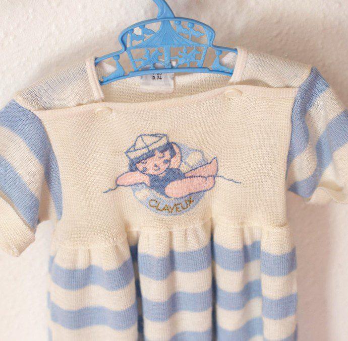 150105 robe vintage2 690x677 Mes petits vêtements portés par mon bébé