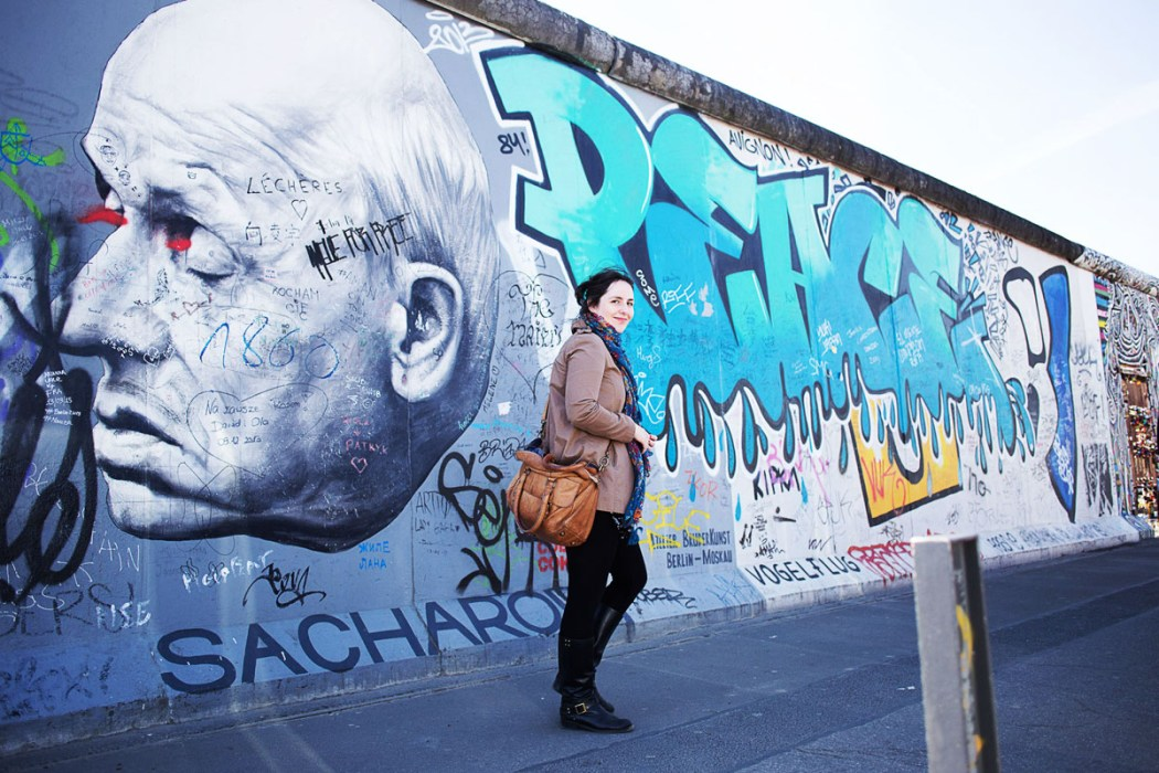 150508 berlineastside A nous deux Berlin !