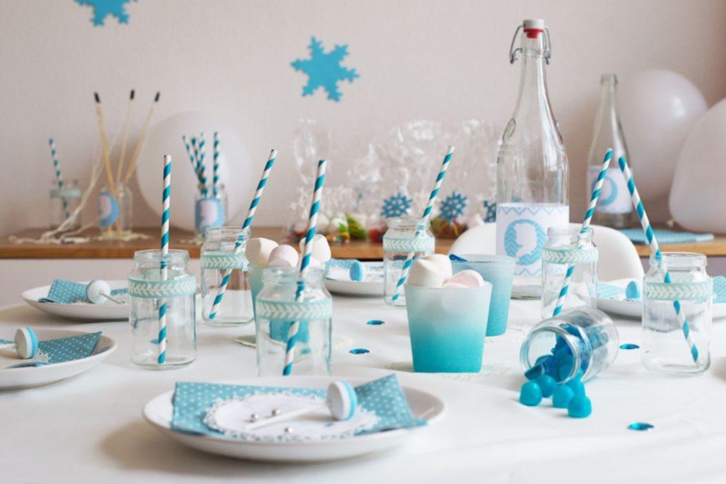 150622 reine des neigesimg 5333 Une table danniversaire romantico givrée (Reine des Neiges)