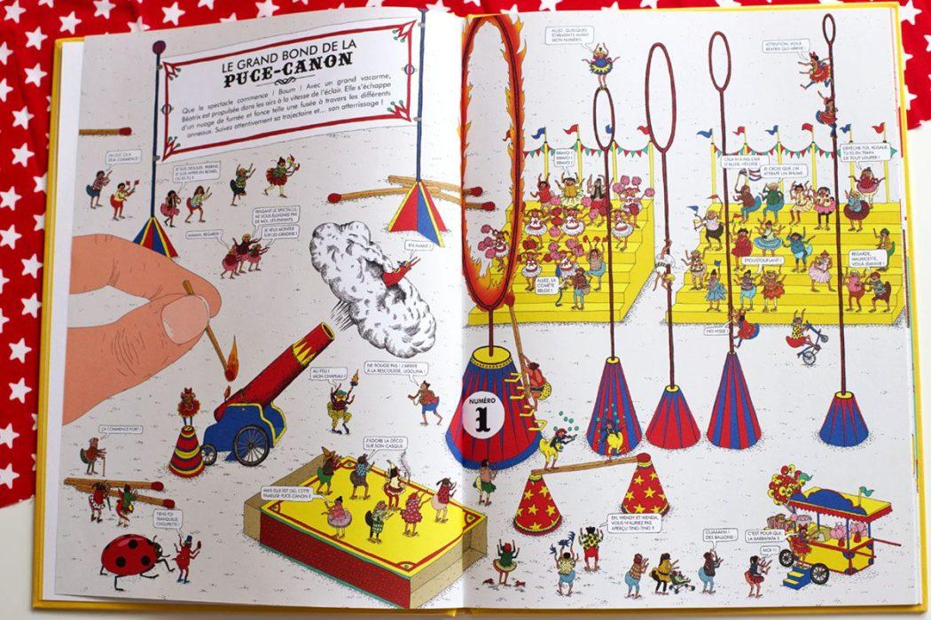 150706 puces circusimg 5742 Le cirque de Puces va commencer !