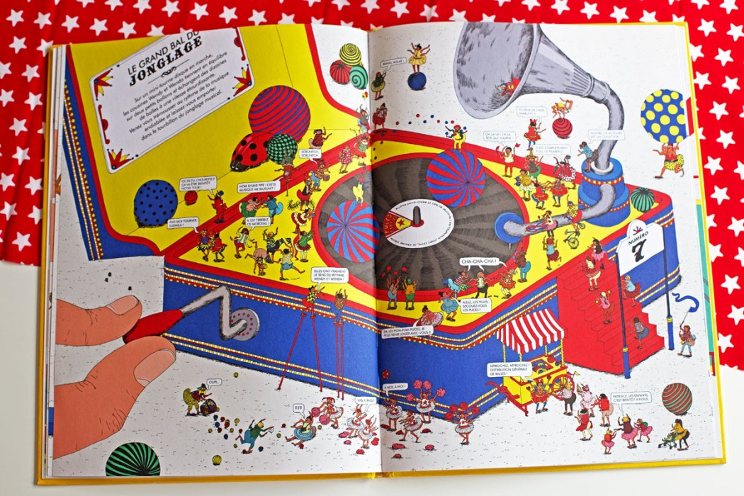 150706 puces circusimg 5750 Le cirque de Puces va commencer !