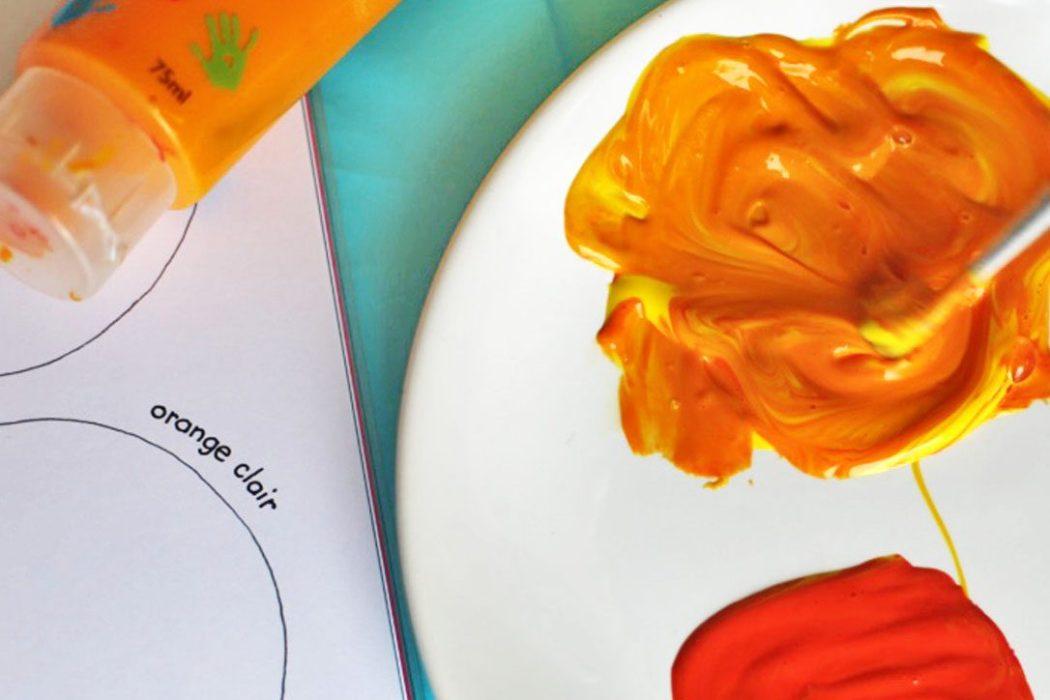 150905 activite couleur2 Apprendre les couleurs avec le cahier de peinture de Pascale Estellon