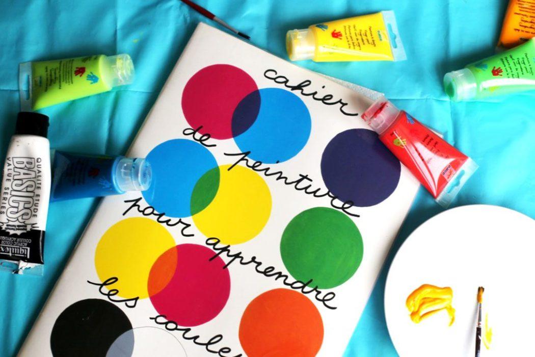 150905 activitecouleur2 Apprendre les couleurs avec le cahier de peinture de Pascale Estellon