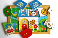 Collection-obsession : les puzzles en bois encastrables