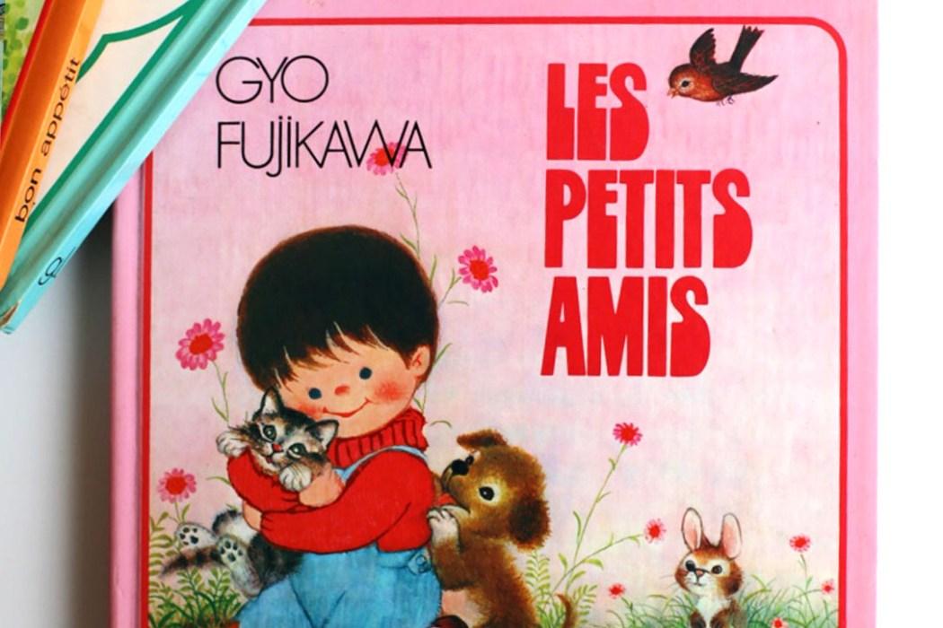 151008 fujikawa13 Collection Obsession #2 : les petits livres carrés de Gyo Fujikawa