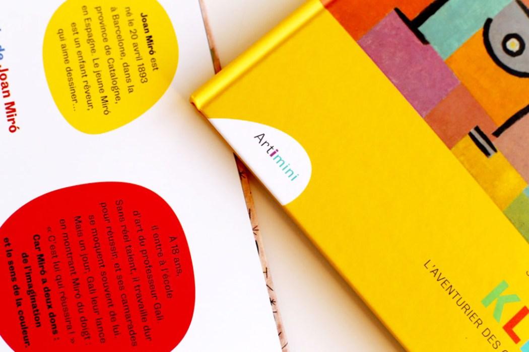 160217 artimini Et vous, vous êtes plutôt Joan Miro ou Paul Klee ? (Concours clôt)