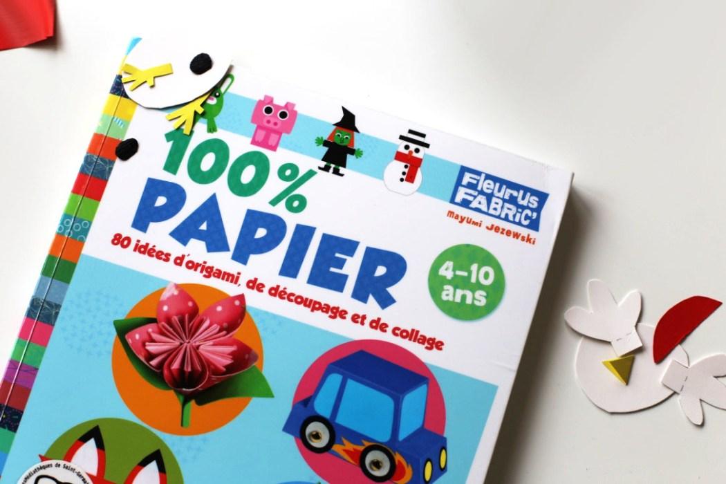 160320 100 papiers origami diy Arlette la poulette et son coq à la coque (DIY)