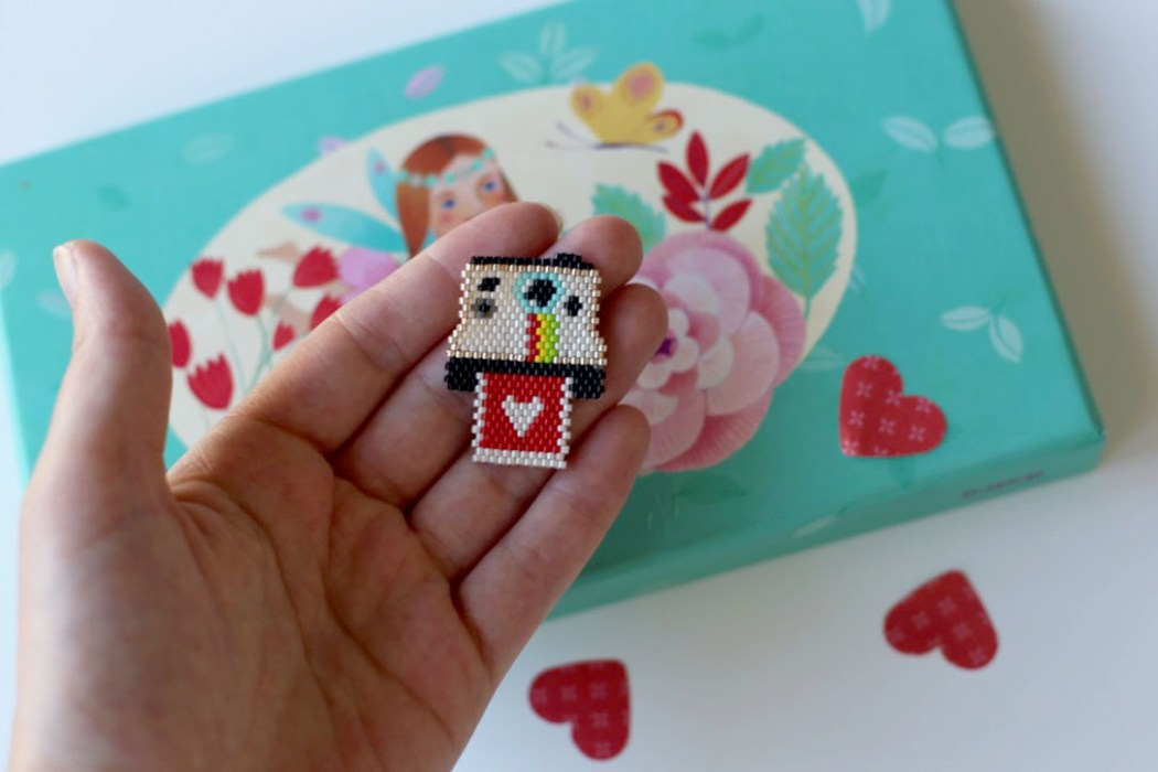 160515 polaroid miyuki vintage Le Polaroid damour pour maman vintage