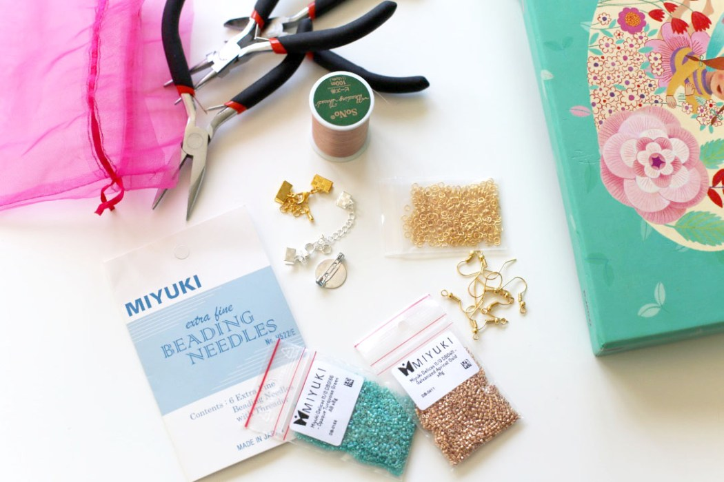 160526 materiel miyuki beads  Complètement Miyuki ! Mon retour dexpérience
