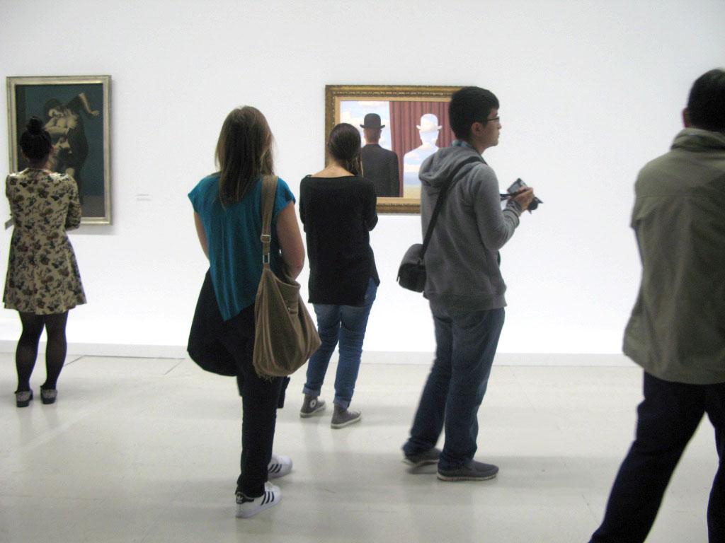 161005 magritte exposition pompidou Un mercredi avec Magritte
