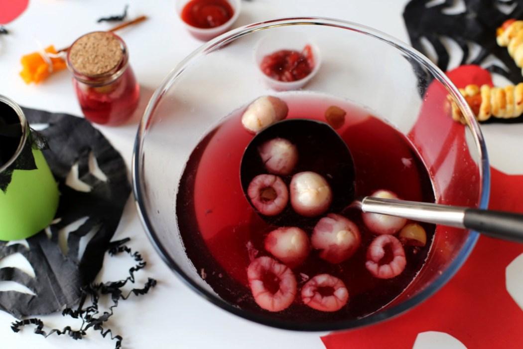 161012 potion sorciere table halloween Une table de sorcière pour Halloween