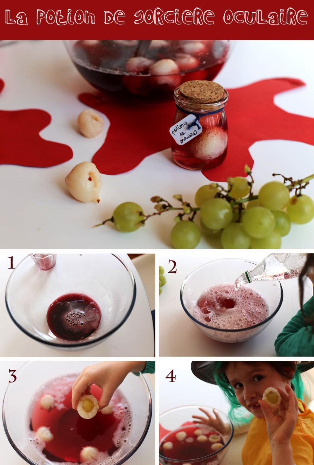 161012 recette potion de la sorciere 2 Une table de sorcière pour Halloween