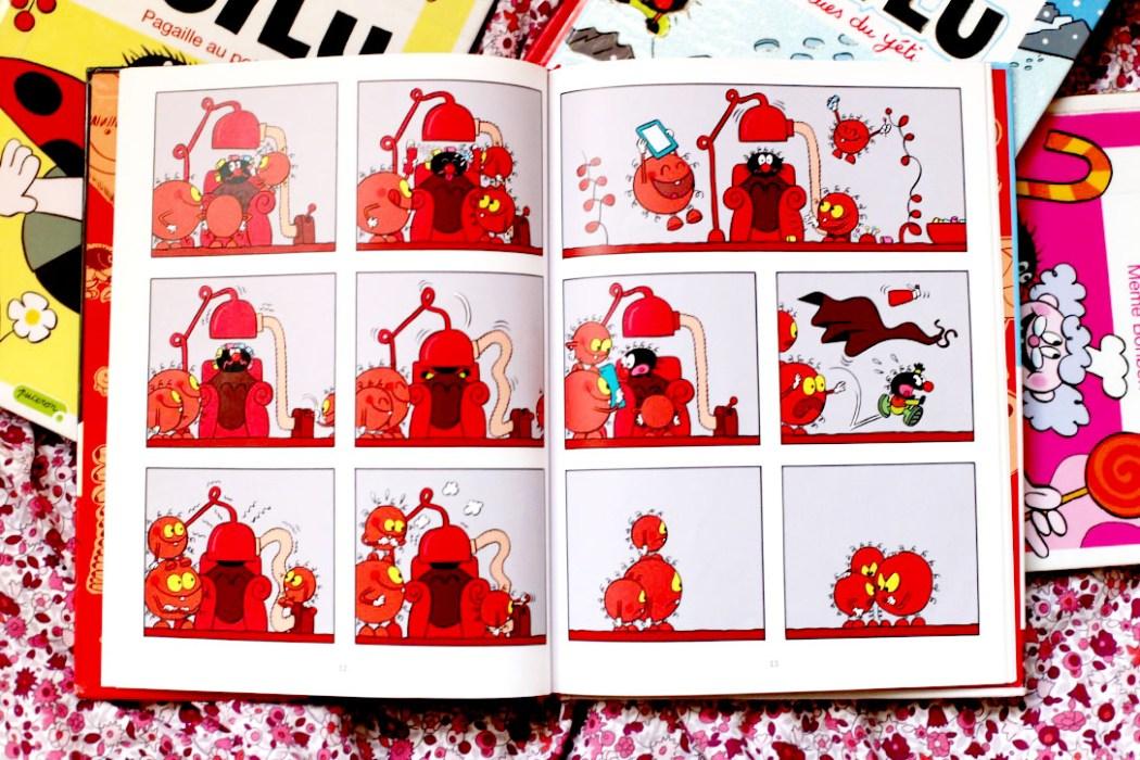 161016 petit poilu pages interieures bd Petit Poilu : LA BD des tout petits