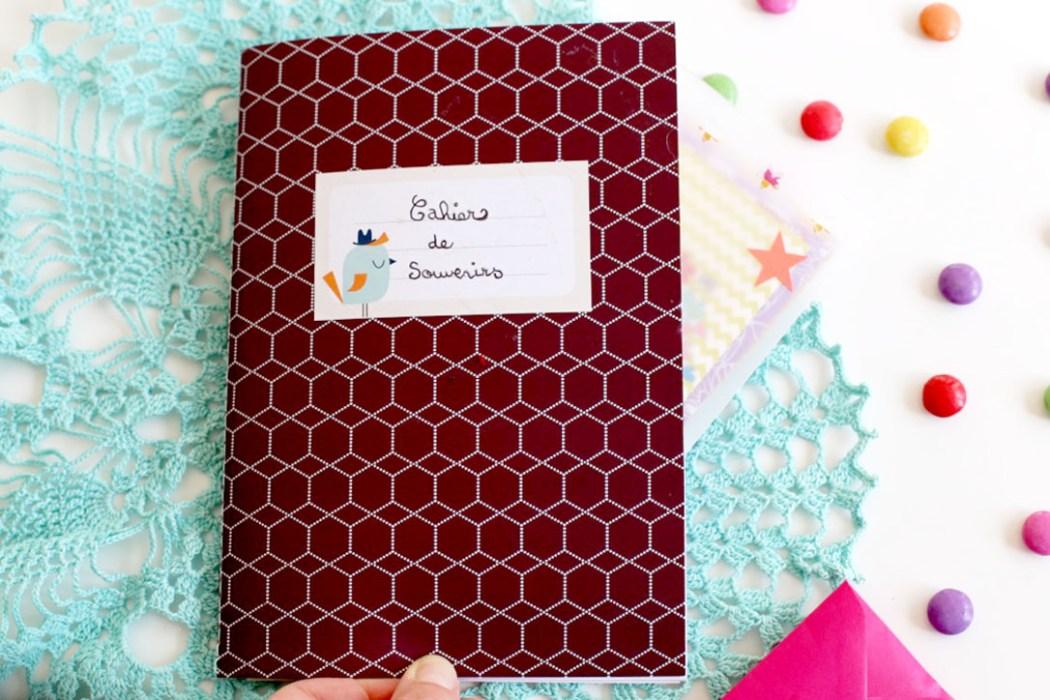161019 cahier de souvenirs Un cahier de souvenirs pour dire au revoir