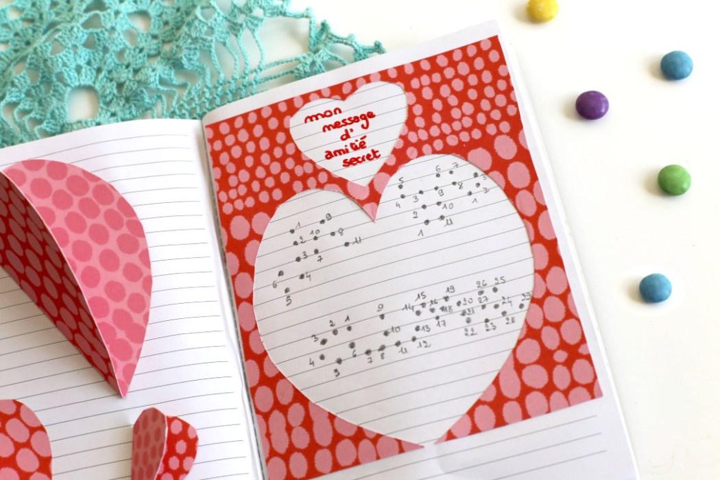 161019 message amitie cahier souvenris copie Un cahier de souvenirs pour dire au revoir