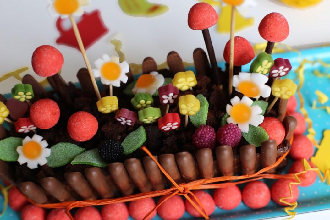 170315 gateau jardinier details Le gâteau jardinier (pour se préparer à accueillir le lapin de Pâques)
