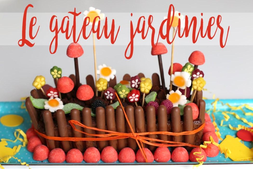170315 la gateau jardinier Le gâteau jardinier (pour se préparer à accueillir le lapin de Pâques)