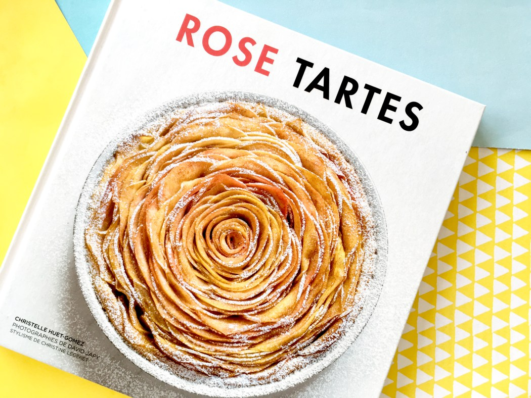 170420 rose tarte Citron + Pomme + Mercredi = Des roses tartes au Lemon Curd !