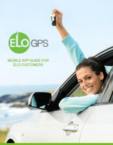 User Manual - Elo GPS App