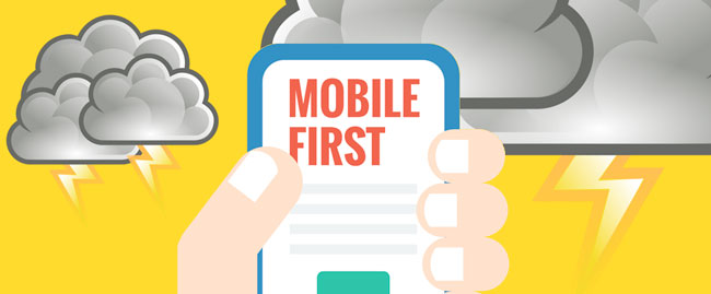 mobile first storm