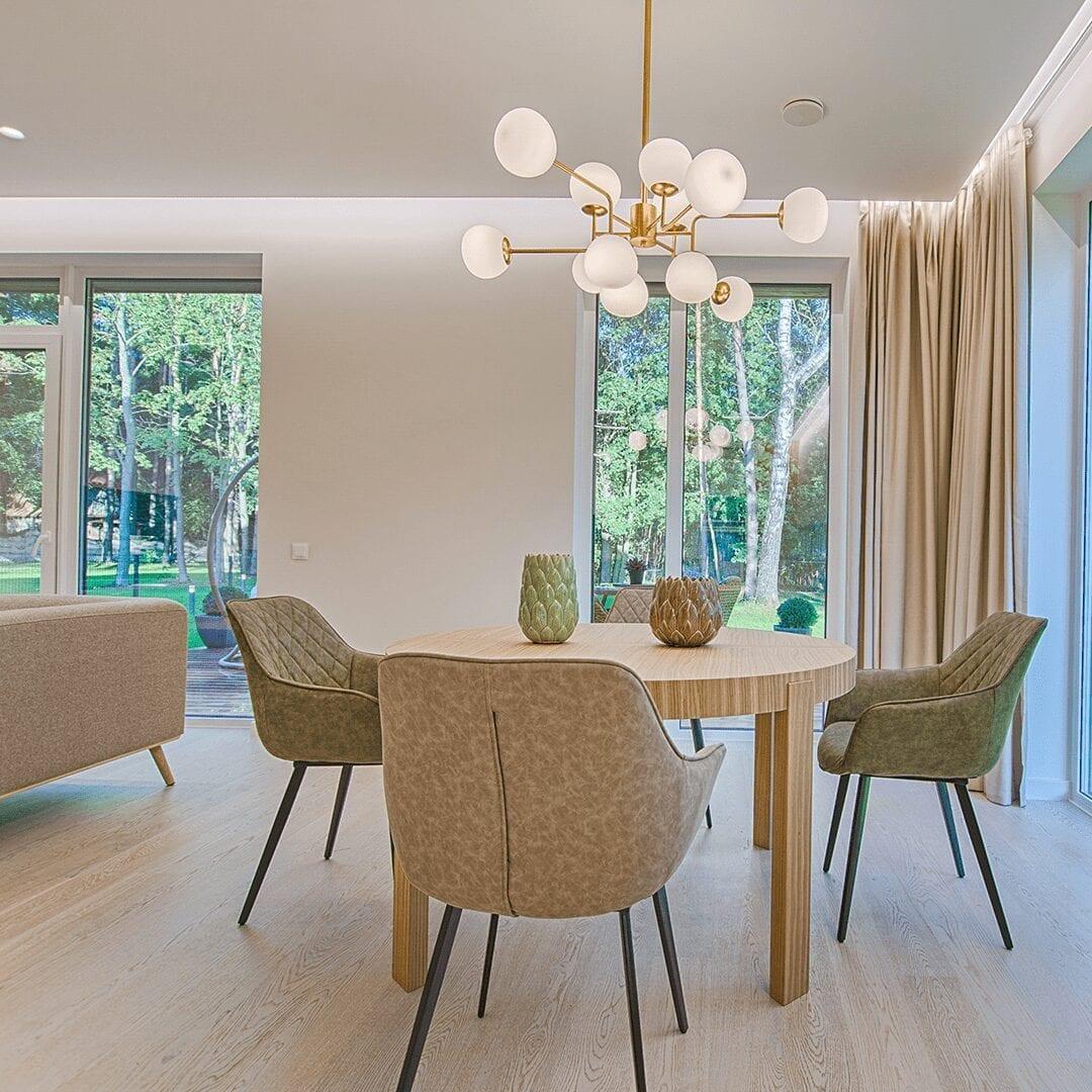 Elon Homes Kitchen
