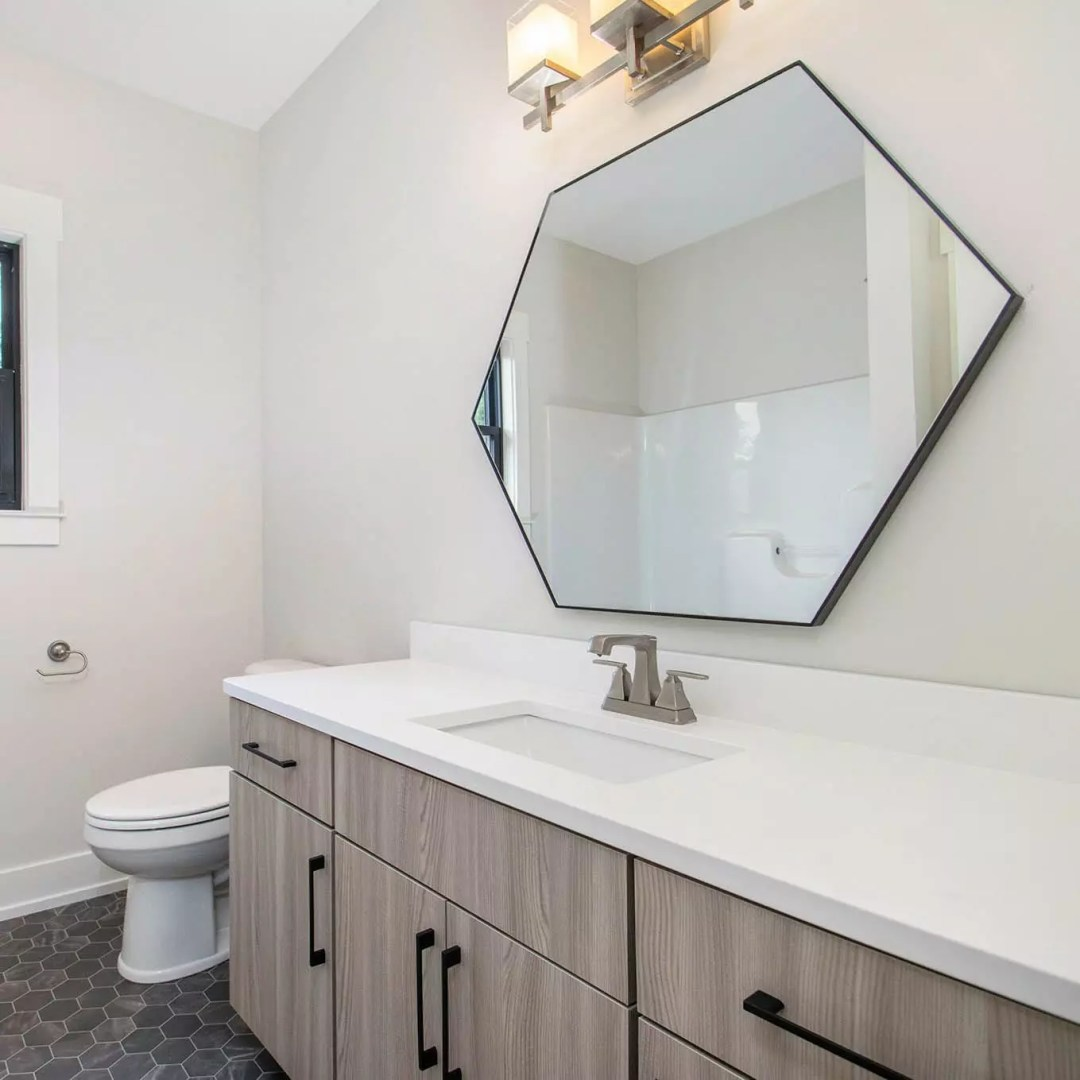Elon Homes Bathroom