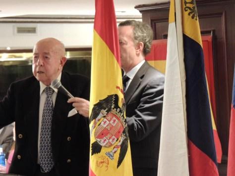 """El suegro de Gallardón afirma que el alzamiento de Franco fue """"una necesidad histórica"""""""
