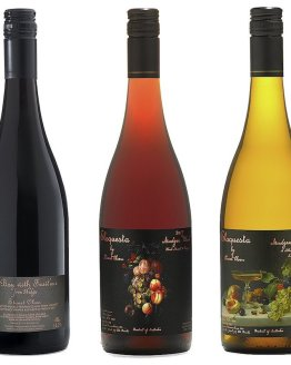 Eloquesta Wines - mixed case red wine, white wine, rose wine