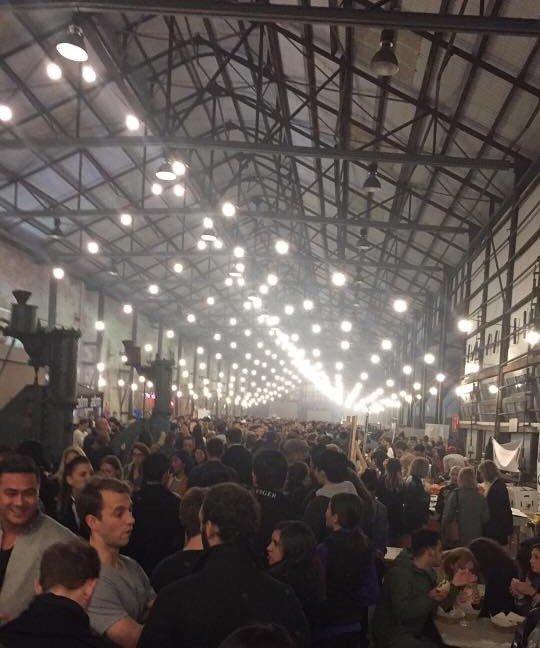 Carriageworks Markets - Eloquesta Wines