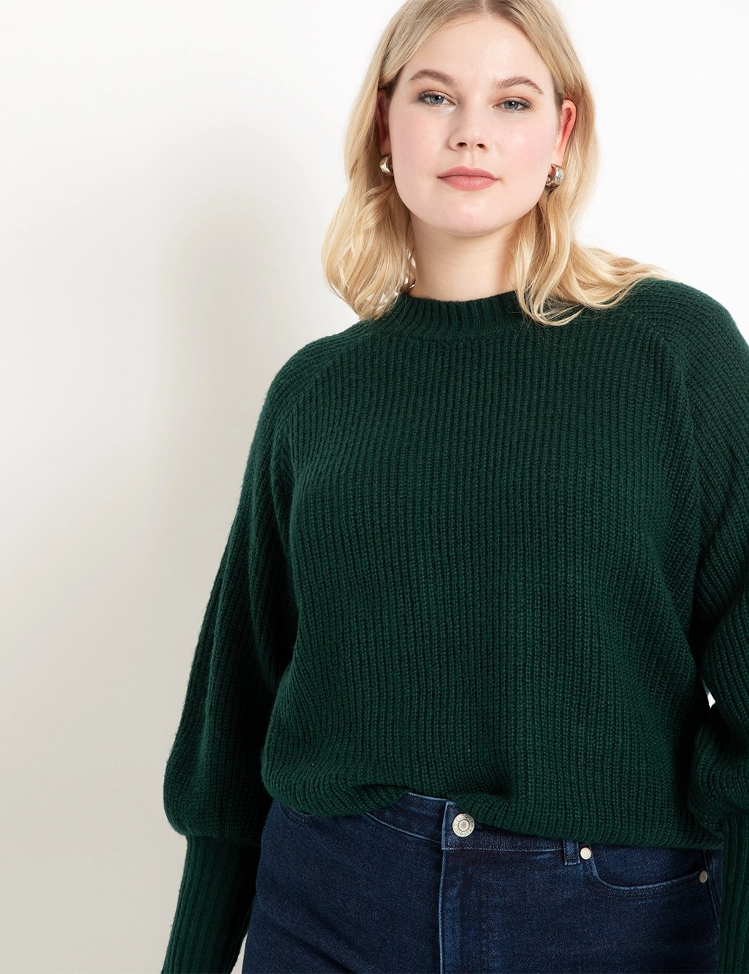 Puff Sleeve Sweater 6