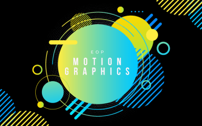 Motion Graphics or animated videos. Trend in networks as a marketing tool.