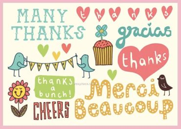 ¡Muchas gracias a todos!