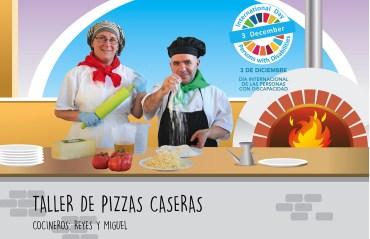 Taller de pizzas (Servicio de comedor)
