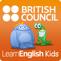 A British Council Website for you to  Play and Practise your English