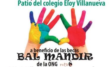 Ayuda para el Mercadillo Solidario