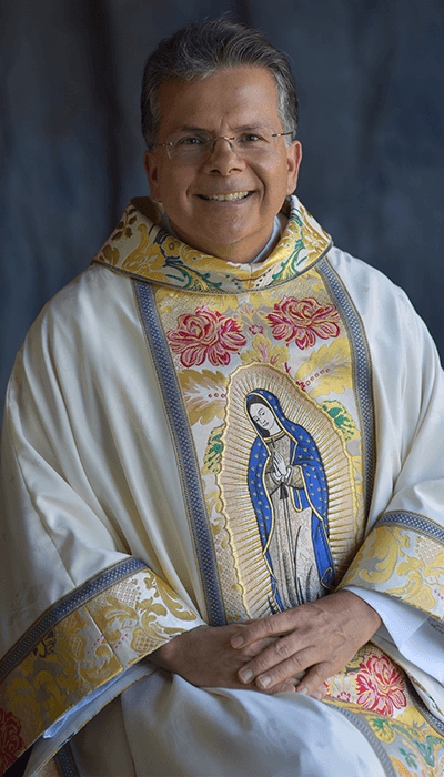 Father Masseo Gonzales