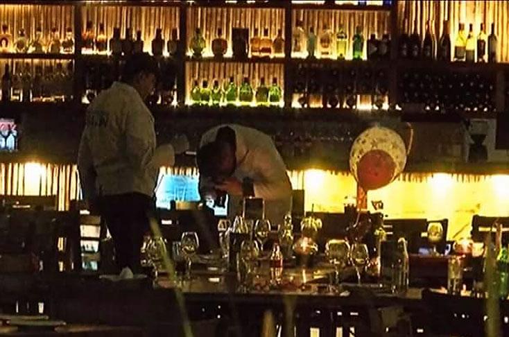 Un menor y dos adultos heridos tras atentado en restaurante de Ciudad Jardín