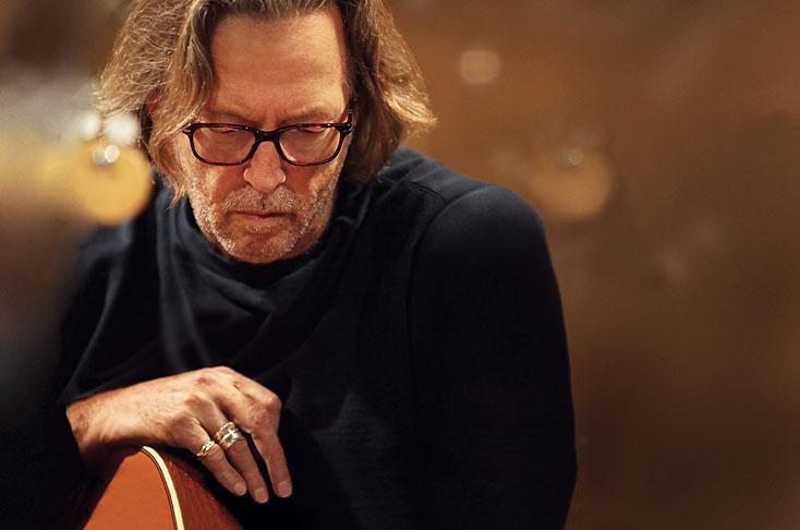 El drama de Eric Clapton, el dios de la guitarra que le dice adiós a la música