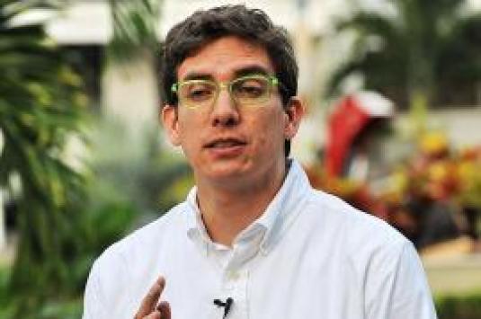 Michel Maya, excandidato a la Alcaldía de Cali. Foto: Elpais.com.co | Archivo
