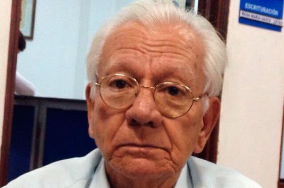 José Genner Zuluaga, exalcalde de Buga. Foto: Especial para El País<br>