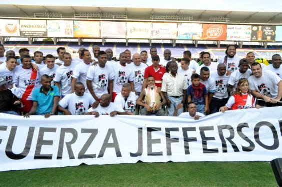 En la lente: Cali se unió para ayudar a Jefferson Herrera