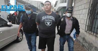 Sicario de taxistas de Mixco
