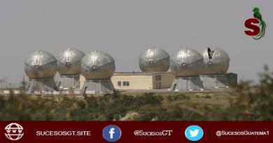 Estación de vigilancia rusa capta vida extraterrestre