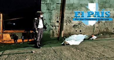 Asesinato de José Manuel Valenzuela Valle en San Miguel Petapa.