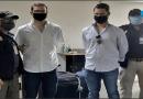 fotografía de los corruptos hermanos Martinelli