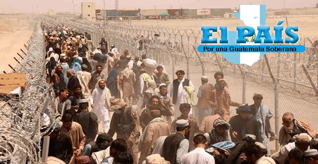 Terror en Kabul pobladores intentan huir