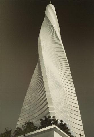 Calatrava diseña la torre más alta de EE UU