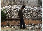 Osario de Pnom Penh, donde se amontonan cráneos y restos de las víctimas del régimen de Pol Pot