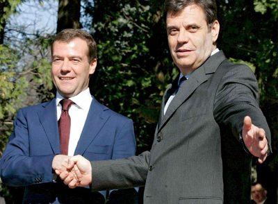 Moscú hace expl�cito a Serbia su rechazo a la independencia de Kosovo