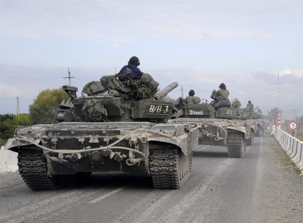 Georgia ataca Osetia del Sur - Bienvenida